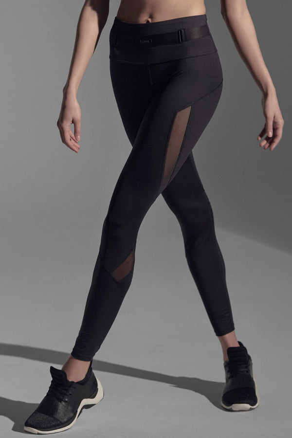Sideways Leggings Leggings Daquïni