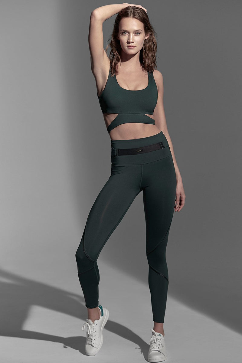 Contour Leggings Leggings Daquïni