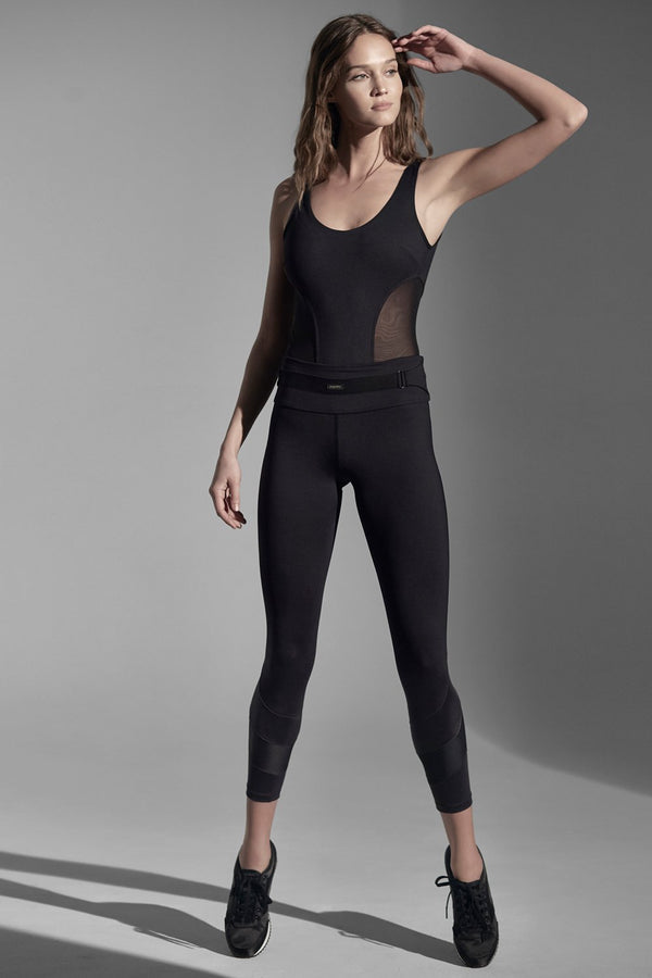 Flow Crop Leggings Leggings Daquïni