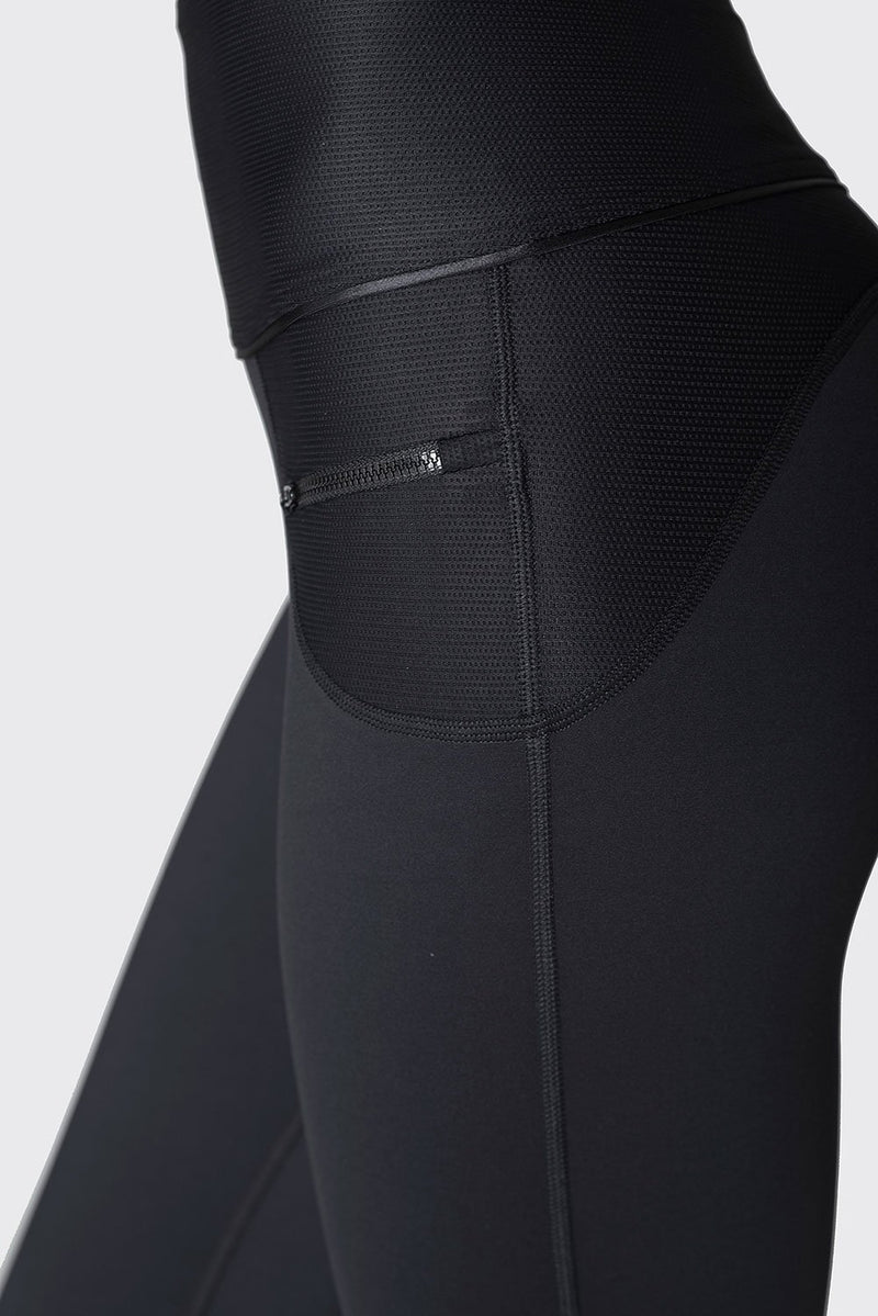 Mintra Crop Leggings - Daquïni Activewear