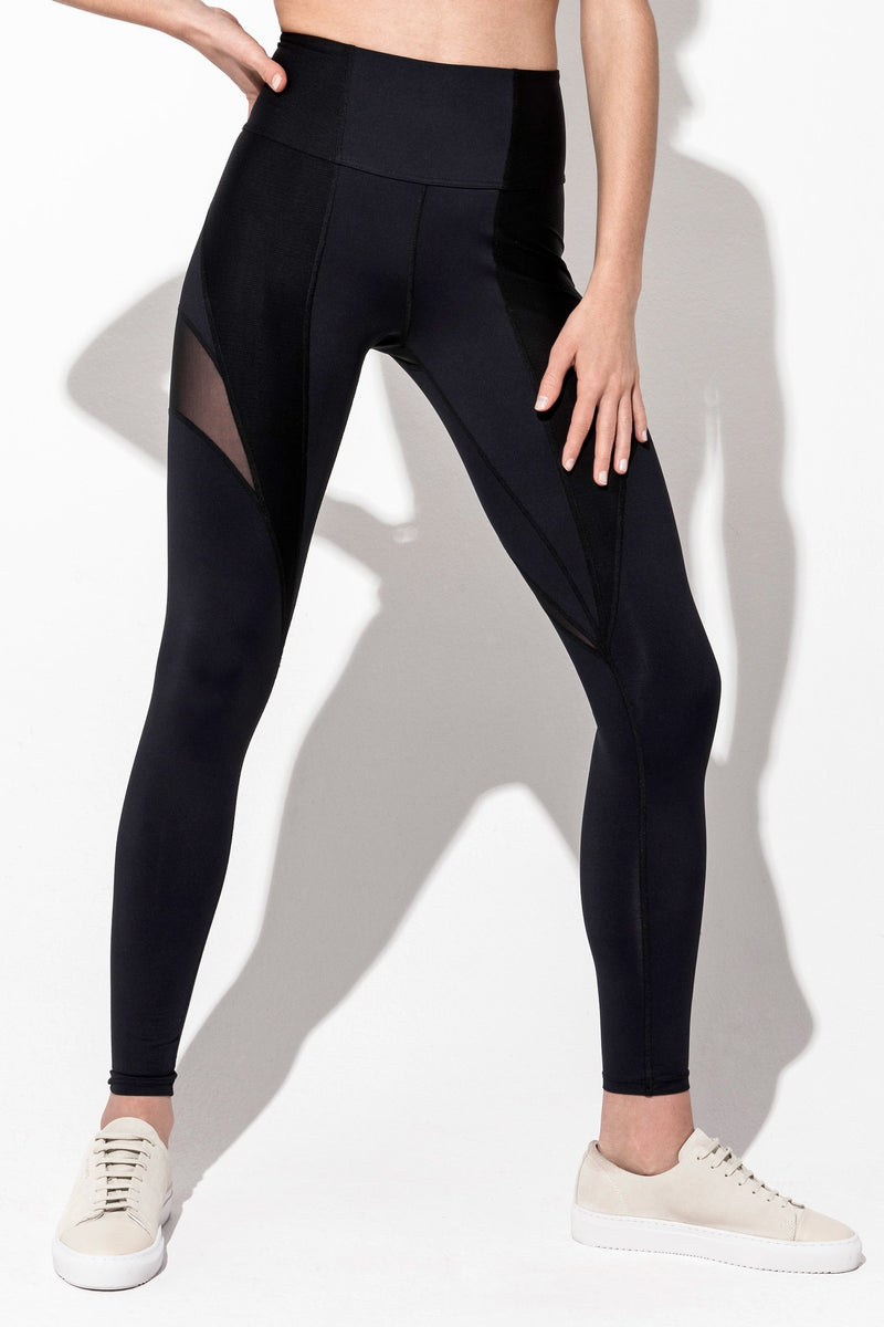 PULSE Leggings Leggings Daquïni Black