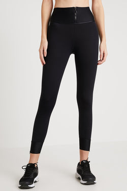 ZETA Crop Leggings