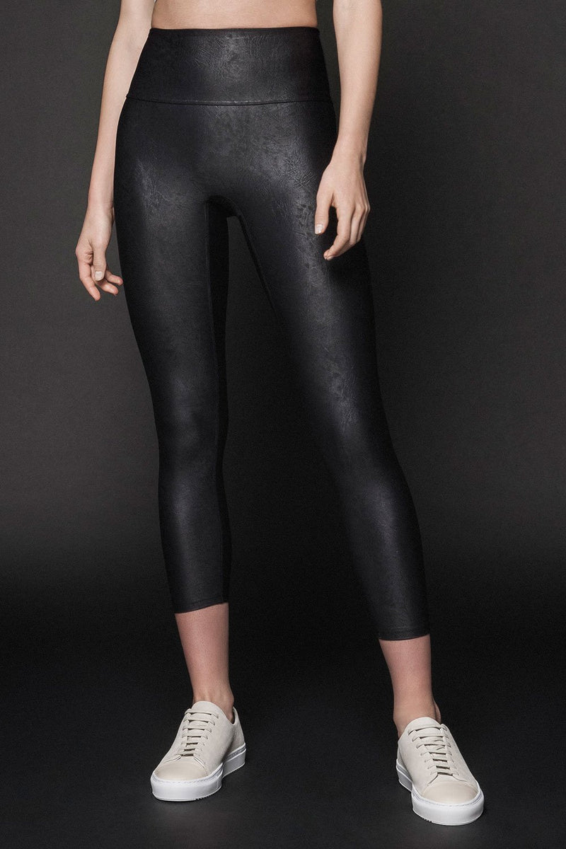 MAXIME Crop Leggings Leggings Daquïni