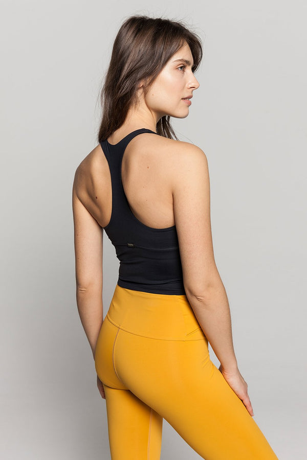 VANITY Tank with built-in Bra Tank Tops Daquïni