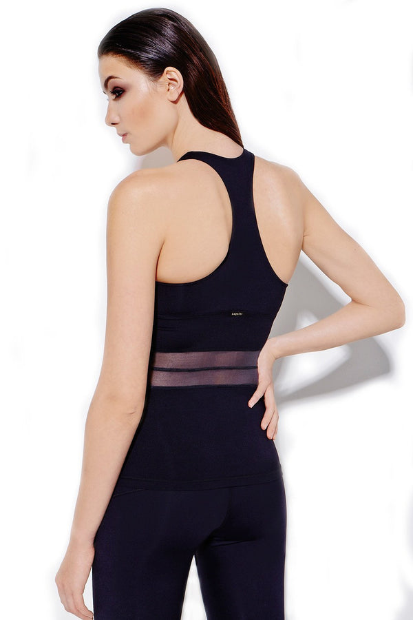 VICTORY Tank with built-in Bra Top with built in bra Daquïni