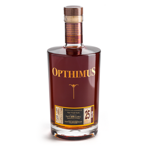 Opthimus 25 Year Old Malt Whisky Barrel