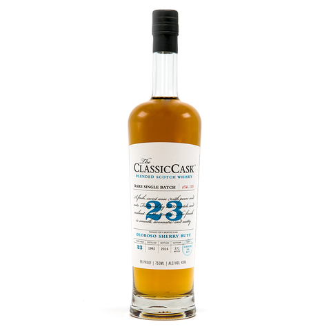 The Classic Cask 23 Year Old Oloroso Sherry Butt