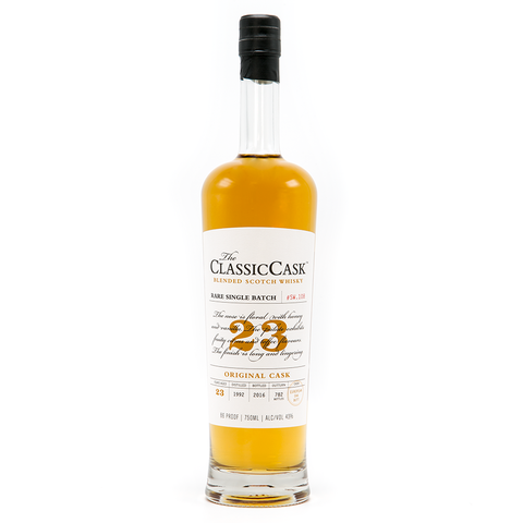 The Classic Cask 23 Year Old Original Cask