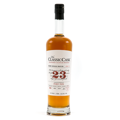 The Classic Cask 23 Year Old Port Pipe