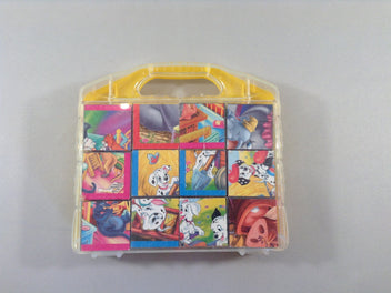Puzzle 12 cubes animal friends Disney, +3a