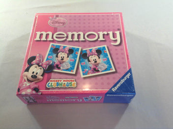 NEUF Sous-blister memory Minnie