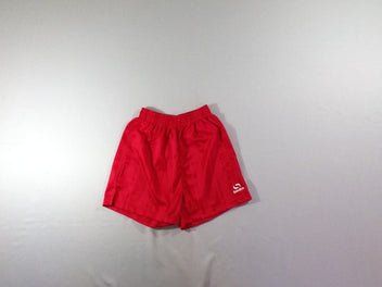Sondico short de foot rouge