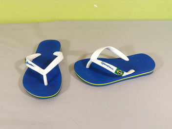 Ipanema tongs bleues 23/4