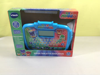 Super tablette éducative Pjmasks, 3-7a
