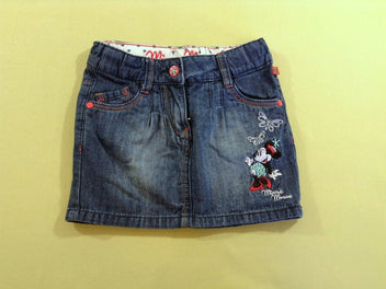 Jupe jeans Minnie