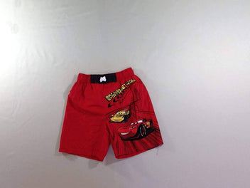 Maillot short rouge Cars