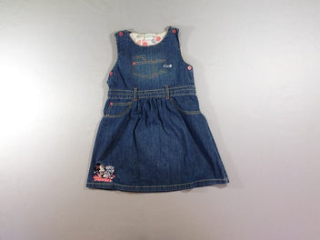 Robe s.m jean Minnie