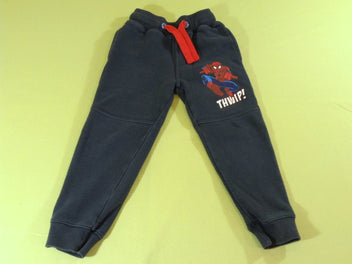 Pantalon de training bleu marine Spider man