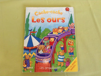 Cache-cache Les ours, Les optimages, Grund