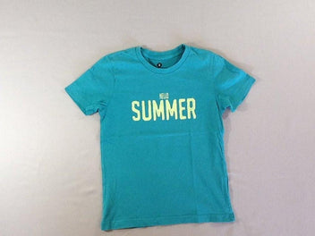 T-shirt m.c turquoise Summer