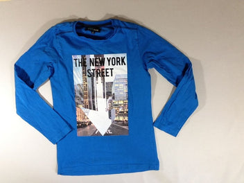 T-shirt m.l bleu New York