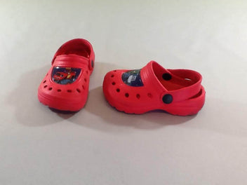 Sabots style Crocs rouges Blaze and the monster Machines