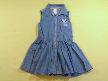Robe s.m jeans Minnie