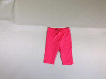 Pantalon de training rose vif
