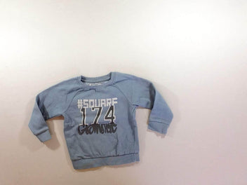 Sweat bleu Square
