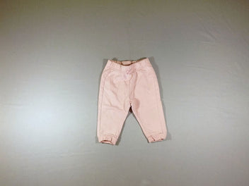 Pantalon de training rose