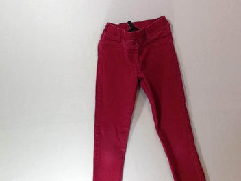 Jegging bordeaux