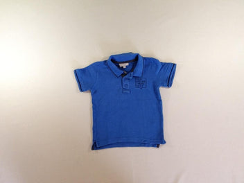 Polo m.c bleu Are we