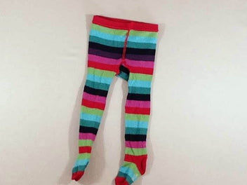 Paire de collants rayé multicolore, Boboli Baby