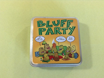 Bluff Party, +12a