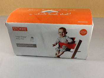 Tripp Trapp Baby Set Naturel, Stokke