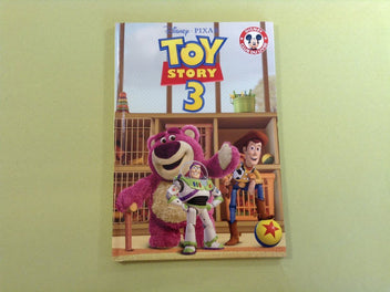 Toy Story 3, Disney club du livre