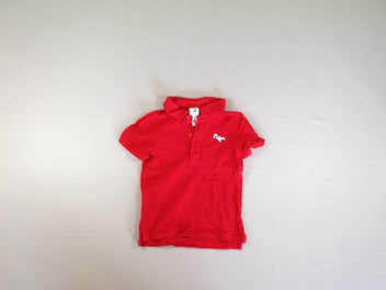 Polo m.c rouge