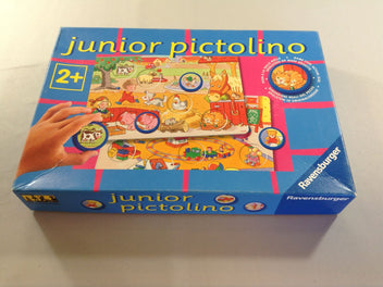 Junior pictolino, +2a