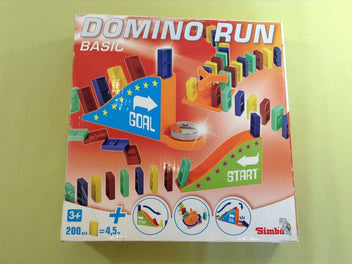 Domino Run Basic, manque tourniquet Simba, +3a