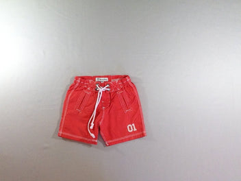Maillot short orange, BBS