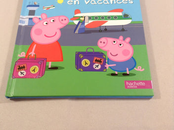 Peppa part en vacances, Peppa Pig