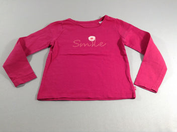 T-shirt m.l rose Smile