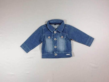 Veste tissu stretch denim