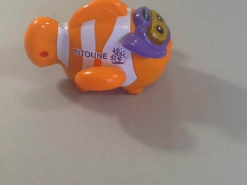 Titoune Le poisson-clown Tut Tut Marins