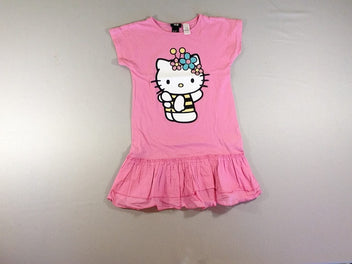 Robe m.c jersey rose Hello Kitty