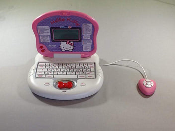 Hello Kitty computer kid