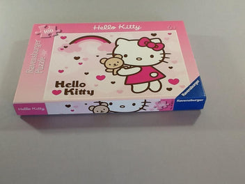 Puzzle Hello Kitty 100pcs, +6a