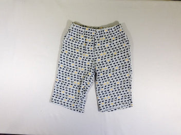 Short molleton gris Mickey