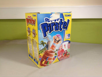 Pic Pirate ! 4+, Tomy