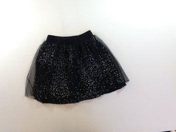 NEUF Jupe tulle noire